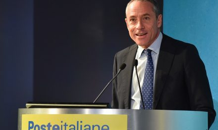 Poste Italiane: We are the engine of change