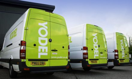 Yodel: parcel volume up 37.4% over peak
