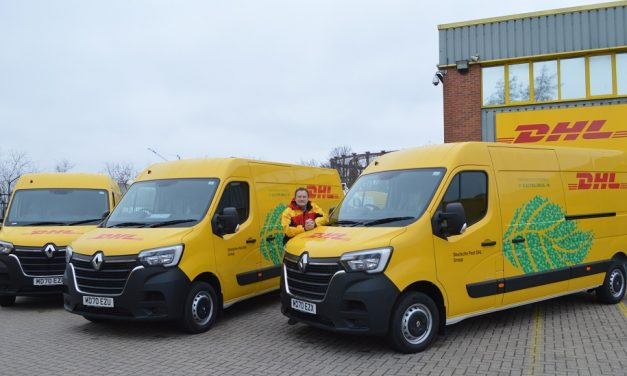 DHL Parcel: Bringing down emissions from commercial vehicles is crucial