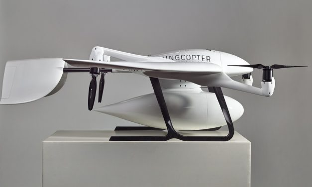 Partnership to improve supply chains through locally led cargodroneprojects