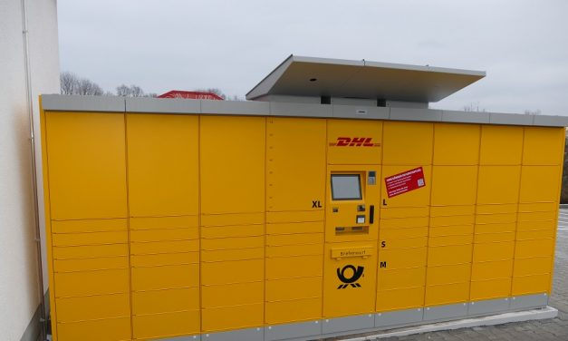 Poststation: the parcel locker that offers the same service as a post office