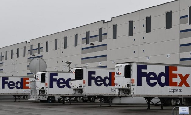FedEx: we expect to see a significant uptick in COVID-19 vaccine moving through our network