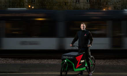 Zedify meets demand for more sustainable logistics in Scotland