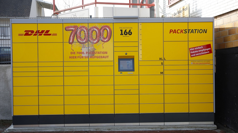 DPDHL: Packstations that are continuously accessible take account of changed consumer behavior