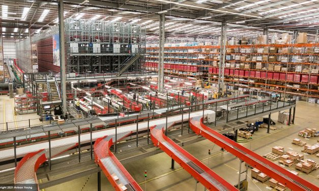 Wincanton expands e-commerce capacity