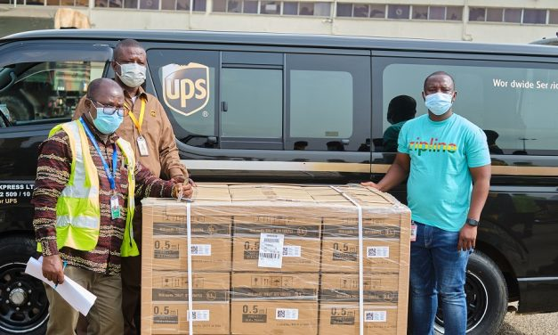 UPS: Now is the time to deliver vaccines – and hope – to everyone, regardless of wealth or location