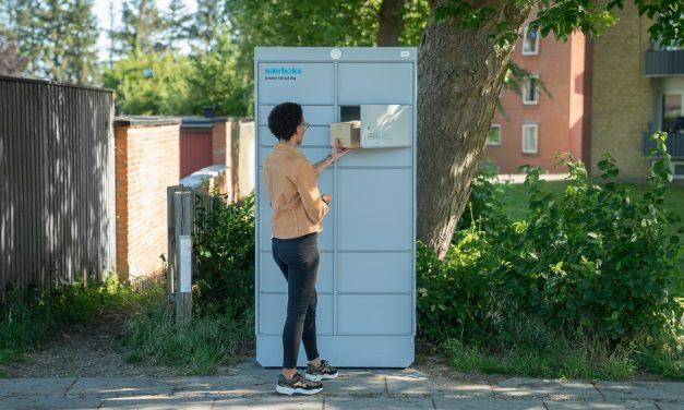 SwipBox to offer returns in their Danish parcel locker network