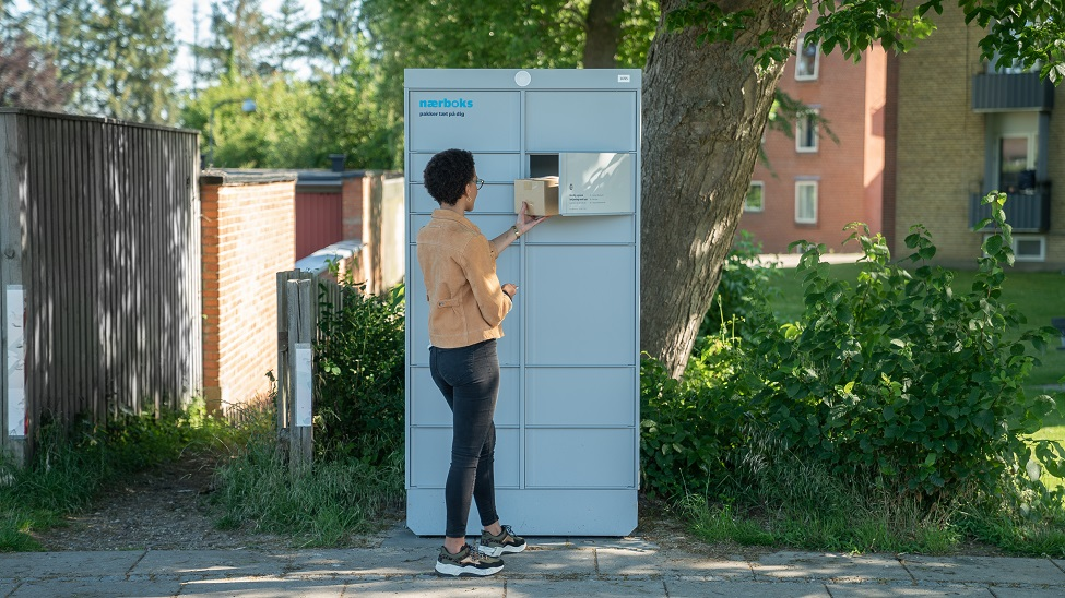 SwipBox to offer returns in their Danish parcel locker network