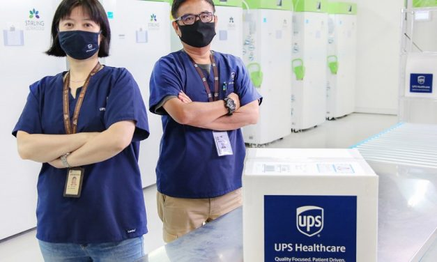 UPS Healthcare adds freezer farm capacity to support vaccine distribution in Asia