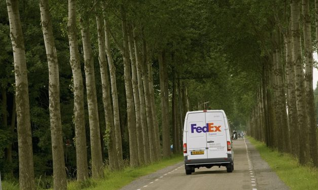 FedEx: we're proud to be able to play a role in enabling zero emissions solutions on a broader scale