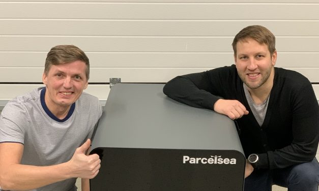 ParcelSea: We want to offer a smart mailbox that is always at home