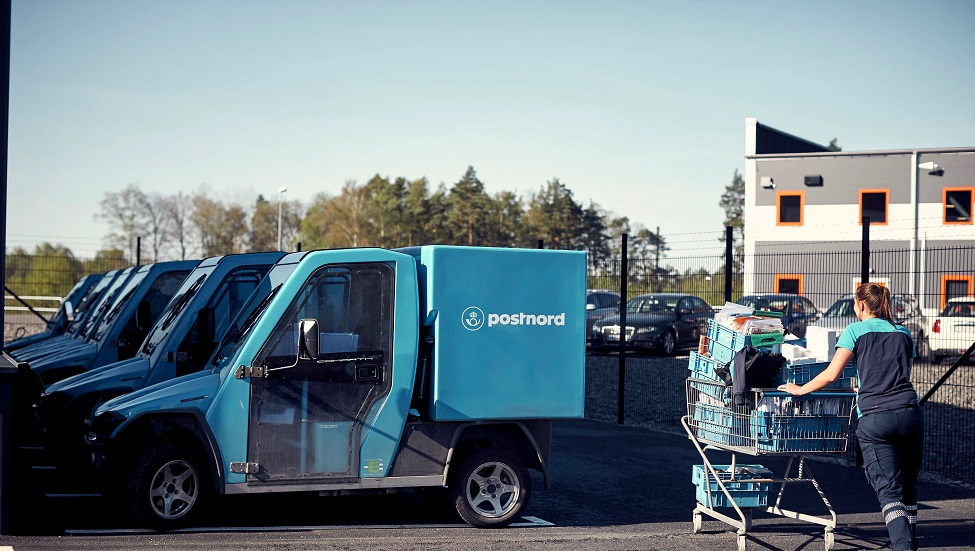 """PostNord celebrates """"an exceptionally strong start to 2021"""""""