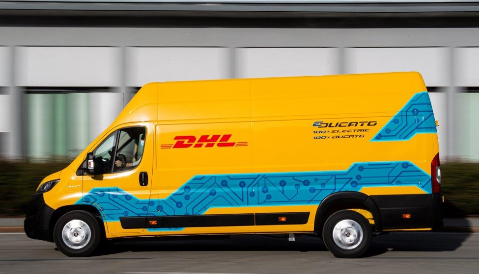 DHL Express: We strongly believe that the future of last mile logistics is electric