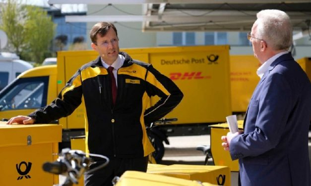 DPDHL: 12,500 Packstations by 2023