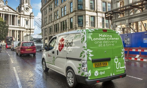 DPD to measure air pollution using its existing city centre fleet and facilities