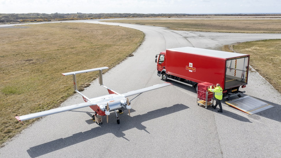 Royal Mail: using drone delivery to support remote communities