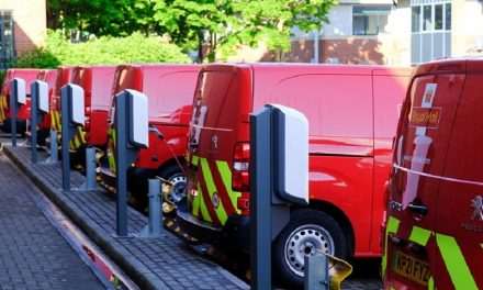 """Royal Mail """"leading the charge for clean air and zero carbon delivery in Bristol"""""""