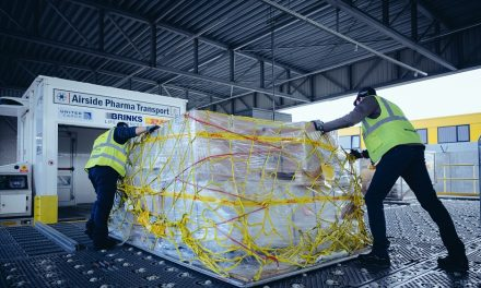 DPDHL: helping ensure that the pandemic can be tackled more quickly