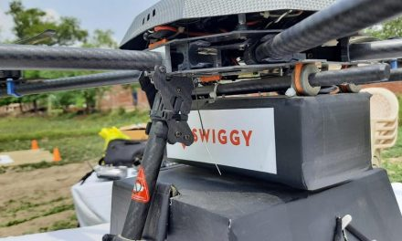 Swiggy: We are excited about the potential that Drones offer