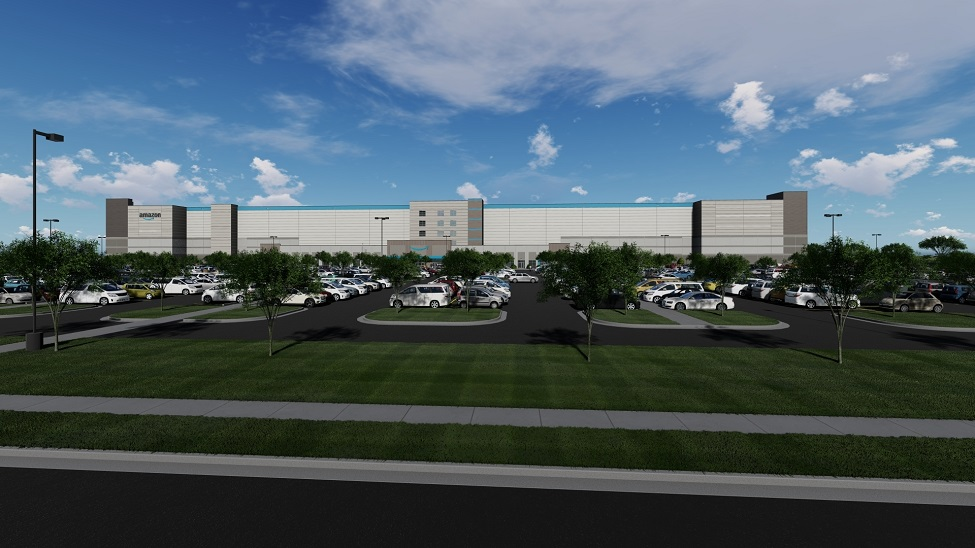 Amazon: We're excited to be growing our operations in the heart ofLouisiana