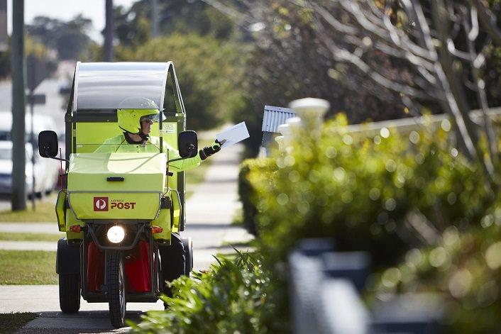 Australia Post offsets emissions from 108 million parcel deliveries