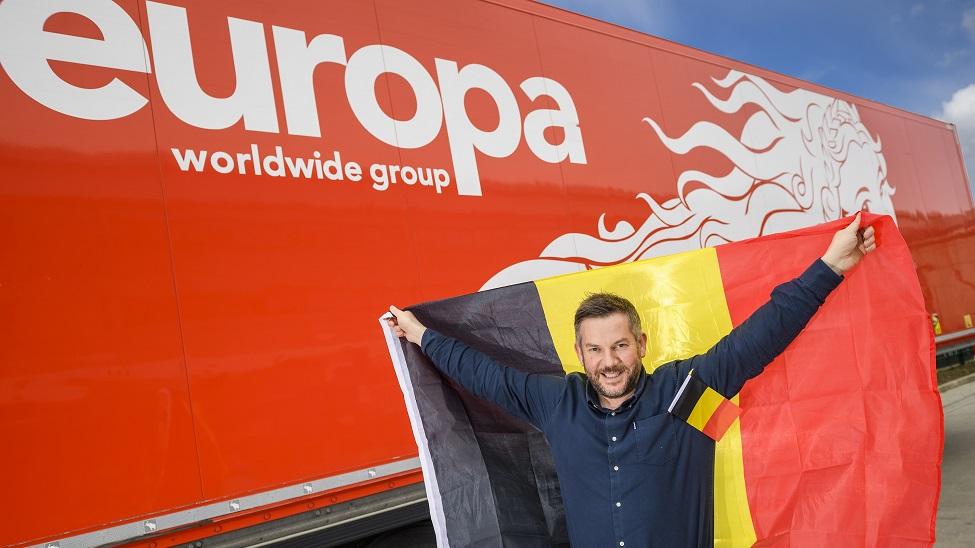 New Belgium Partner for Europa Road