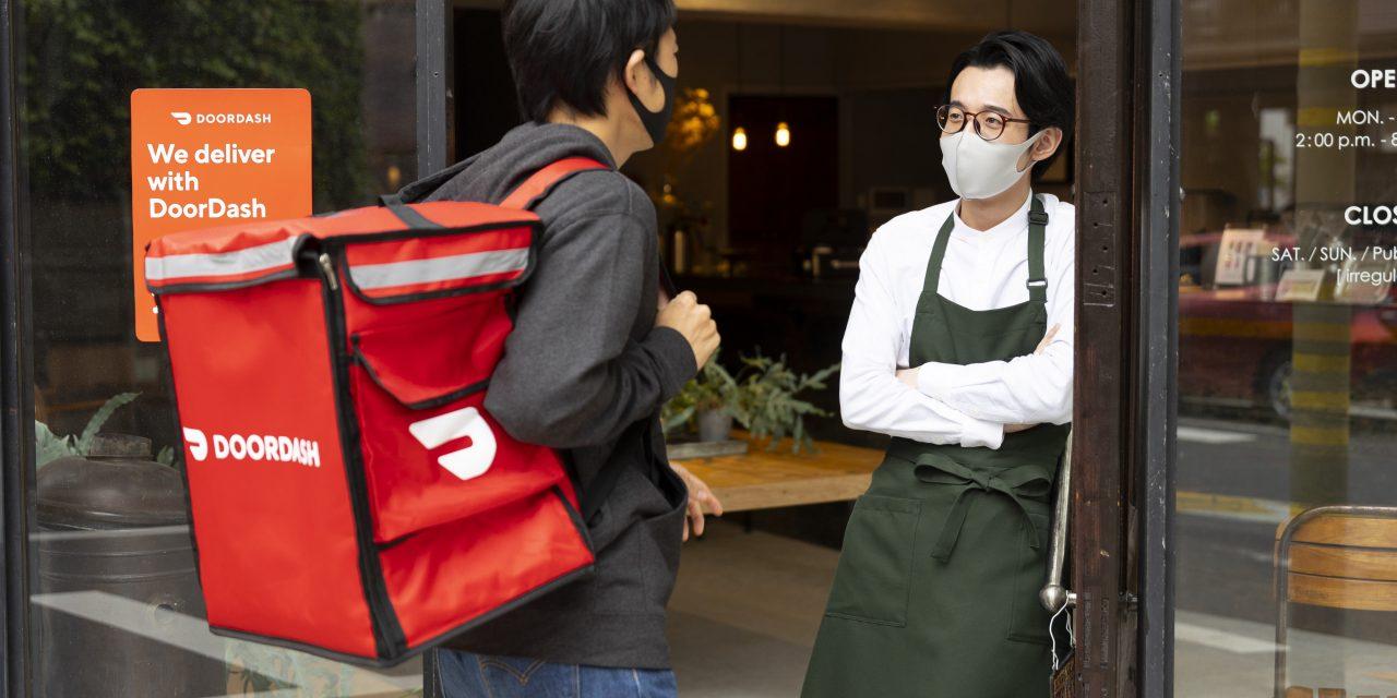 DoorDash expands to Japan