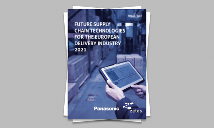 Future Supply Chain Technologies for the European Delivery Industry 2021