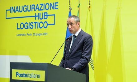 Poste Italiane meets e-commerce demand with Landriano hub