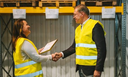 Omniva: new sorting centre will handle more than ten million shipments a year