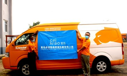 Cainiao: we strive to provide African consumers with efficient door-to-door delivery services