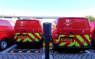 Royal Mail plans for ten-fold increase in electric vehicles