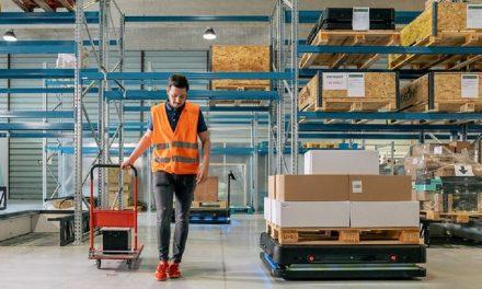 DB Schenker invests in robotics company Gideon Brothers