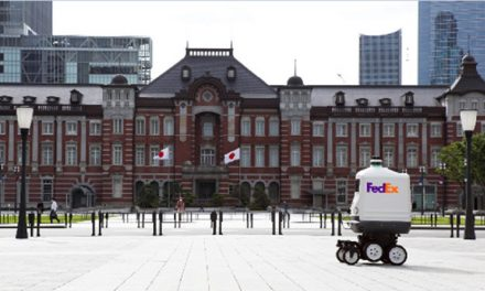 """FedEx SameDay Bot """"opening new possibilities for on-demand delivery"""""""