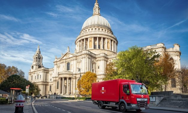 Royal Mail delivers flowers seven days a week for Bloom & Wild