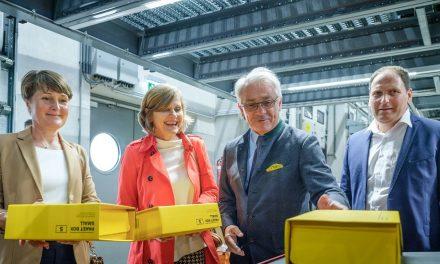 Austrian Post expands its logistics infrastructure