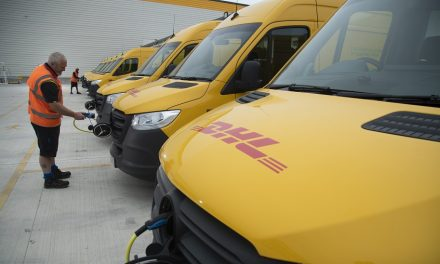 DHL Express: this is the next step in our electrification journey