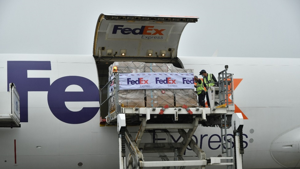 FedEx Express: working to combat COVID-19 in Indonesia
