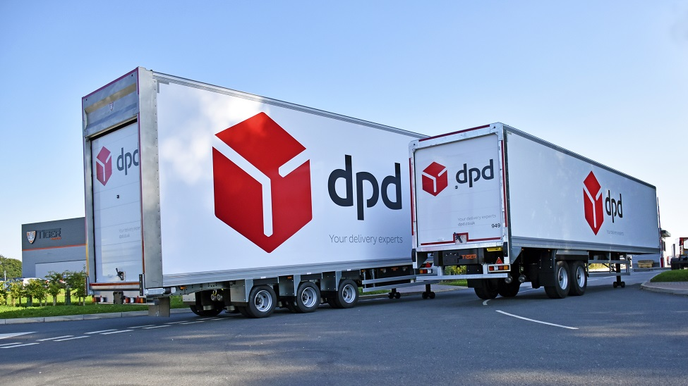DPD opts for trailers made from recyclable materials