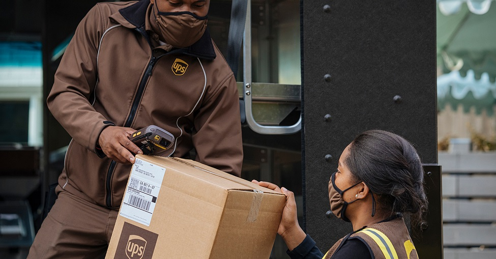UPS: With COVID-19 continuing to impact Americans, our services are more important than ever