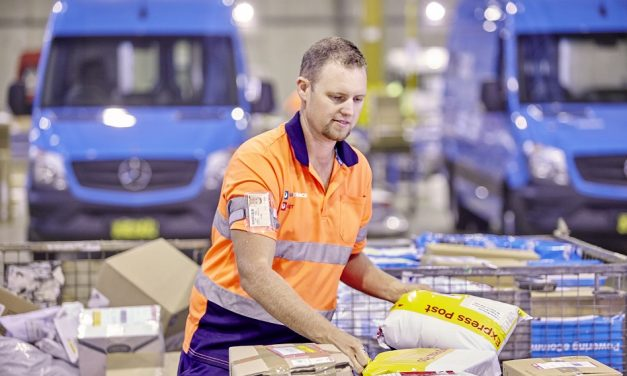 Australia Post: At the moment, every day feels like Christmas
