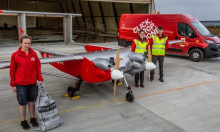 """Royal Mail: supporting remote and isolated communities """"in the greenest way possible"""""""
