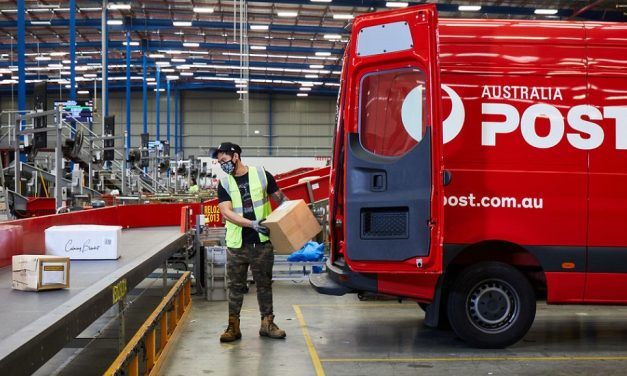 Australia Post: our people really are doing all they can to meet the huge demand